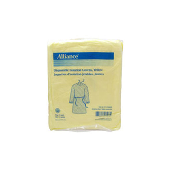 Isolation Gown Disposable | Premier Care Supplies