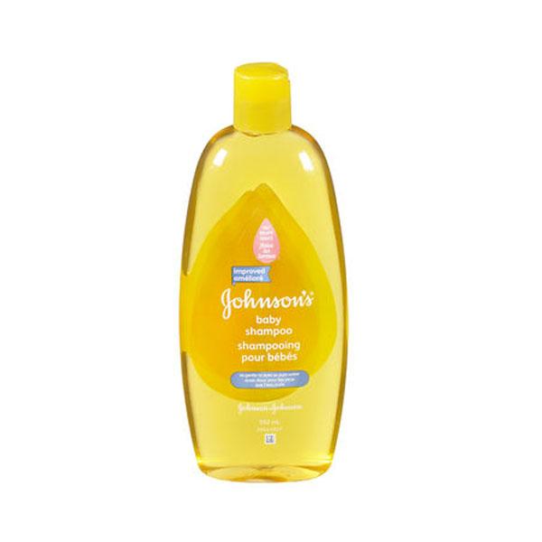 J&J Baby Shampoo